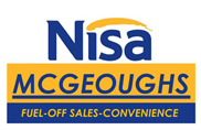 McGeoughs Wholesale Nisa - Logo